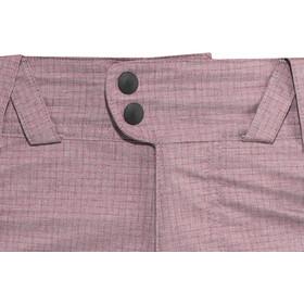 GORE WEAR H5 Windstopper Pantalones Híbridos Mujer, chestnut red/hibiscus pink